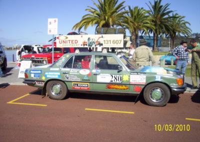 OTRA Tours 2010 - Bushrangers
