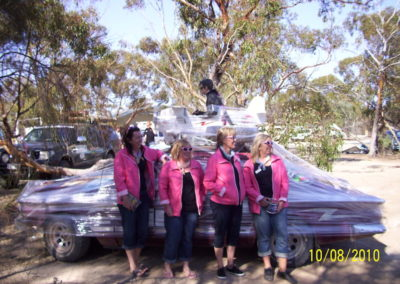 OTRA Tours 2010 - Pink Ladies - All Wrapped up 2
