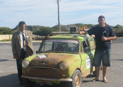 OTRA Tours 2011