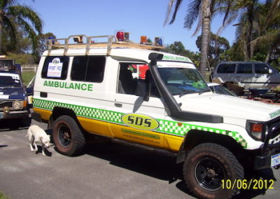 OTRA Tours 2012 Medics