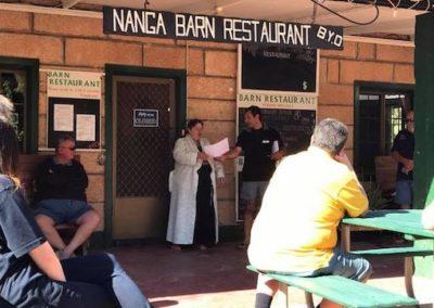 OTRA Tours 2017 - Nanga