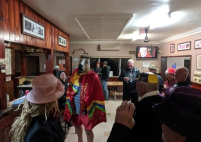 OTRA Tours 2018 - Pingrup Horse Racing Night